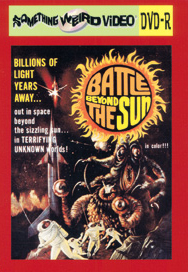 BATTLE BEYOND THE SUN - DVD-R