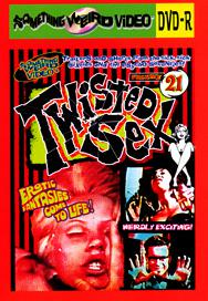 TWISTED SEX VOL 21 - DVD-R