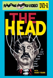 HEAD, THE - DVD-R