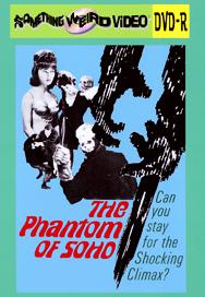 PHANTOM Of SOHO - DVD-R