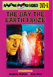 DAY THE EARTH FROZE - DVD-R