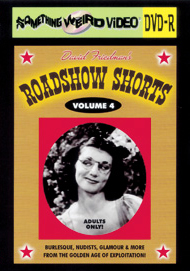 ROADSHOW SHORTS - VOL 04 - DVD-R