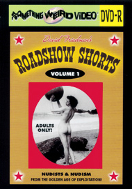 ROADSHOW SHORTS - VOL 01 - DVD-R
