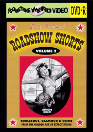 ROADSHOW SHORTS - VOL 02 - DVD-R