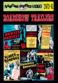 DAVE FRIEDMAN ROADSHOW TRAILERS VOL 01 - DVD-R