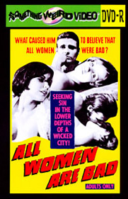 ALL WOMEN ARE BAD - DVD-R