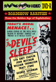 DEVIL'S SLEEP , THE - DVD-R