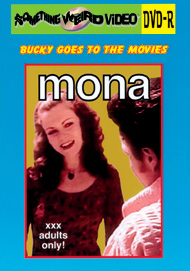 BUCKY BEAVER'S STAGS LOOPS AND PEEPS VOL 050: MONA - DVD-R