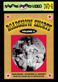 ROADSHOW SHORTS - VOL 05 - DVD-R