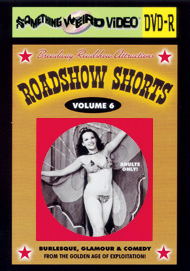 ROADSHOW SHORTS - VOL 06 - DVD-R