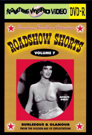 ROADSHOW SHORTS - VOL 07 - DVD-R