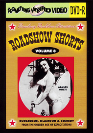 ROADSHOW SHORTS - VOL 08 - DVD-R