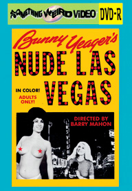 BUNNY YEAGER'S NUDE LAS VEGAS - DVD-R