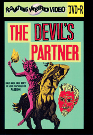 DEVIL'S PARTNER, THE - DVD-R
