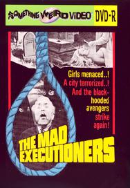 MAD EXECUTIONERS, THE - DVD-R