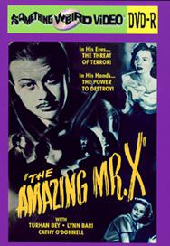 AMAZING MR. X, THE - DVD-R