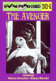 AVENGER, THE - DVD-R