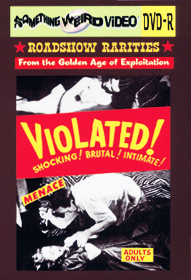 VIOLATED - DVD-R