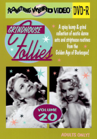 GRINDHOUSE FOLLIES VOL 20 - DVD-R