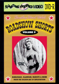 ROADSHOW SHORTS - VOL 09 - DVD-R
