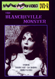 BLANCHEVILLE  MONSTER, THE - DVD-R
