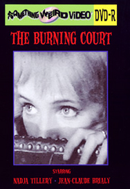 BURNING COURT, THE - DVD-R