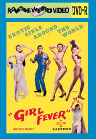 GIRL FEVER - DVD-R