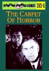 CARPET OF HORROR - DVD-R
