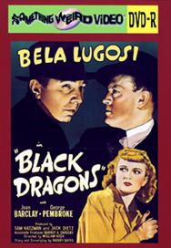 BLACK DRAGONS - DVD-R