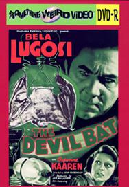 DEVIL BAT - DVD-R