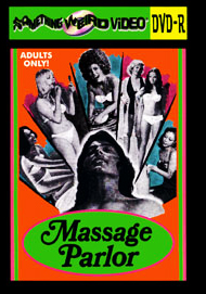 MASSAGE PARLOR - DVD-R