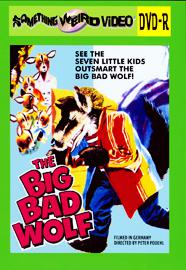 BIG BAD WOLF, THE - DVD-R