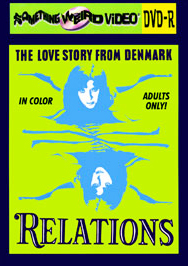 RELATIONS - DVD-R