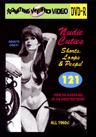 NUDIE CUTIES VOL 121 - DVD-R