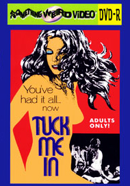 TUCK ME IN - DVD-R