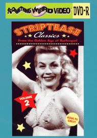 STRIPTEASE CLASSICS VOL 02 - DVD-R