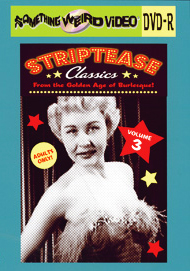 STRIPTEASE CLASSICS VOL 03 - DVD-R