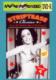 STRIPTEASE CLASSICS VOL 04 - DVD-R