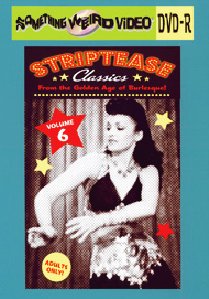 STRIPTEASE CLASSICS VOL 06 - DVD-R