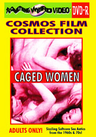 CAGED WOMEN - DVD-R