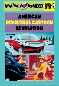 AMERICAN INDUSTRIAL CARTOON REVOLUTION VOL 02 - DVD-R