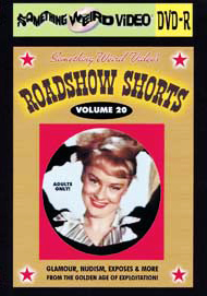 ROADSHOW SHORTS - VOL 20 - DVD-R