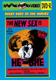 BUCKY BEAVER'S STAGS LOOPS AND PEEPS VOL 066: HE AND SHE - DVD-R