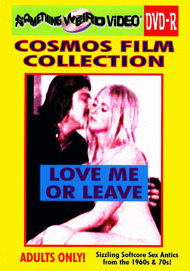 LOVE ME OR LEAVE - DVD-R