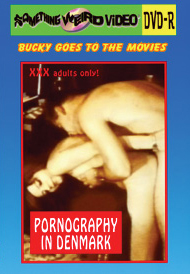 BUCKY BEAVER'S STAGS LOOPS AND PEEPS VOL 072: PORNOGRAPHY IN DENMARK: A NEW APPROACH - DVD-R