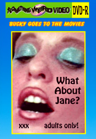 BUCKY BEAVER'S STAGS LOOPS AND PEEPS VOL 077: WHAT ABOUT JANE - DVD-R