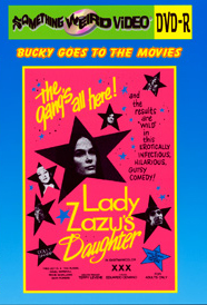 BUCKY BEAVER'S STAGS LOOPS AND PEEPS VOL 084: LADY ZAZU'S DAUGHTER - DVD-R