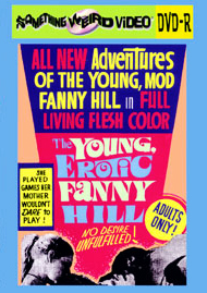YOUNG EROTIC FANNY HILL, THE - DVD-R