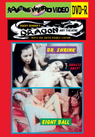 DRAGON ART THEATRE DOUBLE FEATURE VOL 016: DOCTOR SHRINK / EIGHT BALL - DVD-R