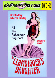 CLAMDIGGER'S DAUGHTER, THE - DVD-R